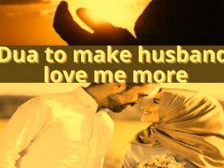 Dua To Make Husband Romantic